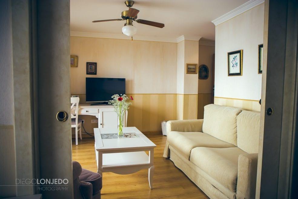 Habitaciones hotel Palasiet