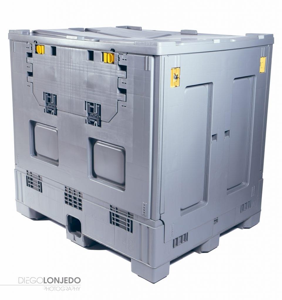 Fotografía de producto contenedor de líquidos