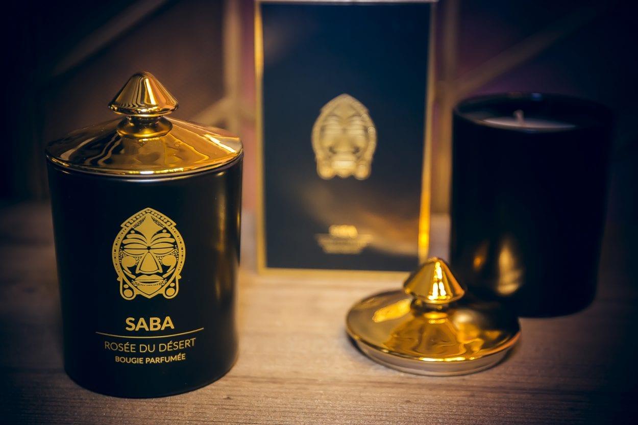 Fotografía de producto velas