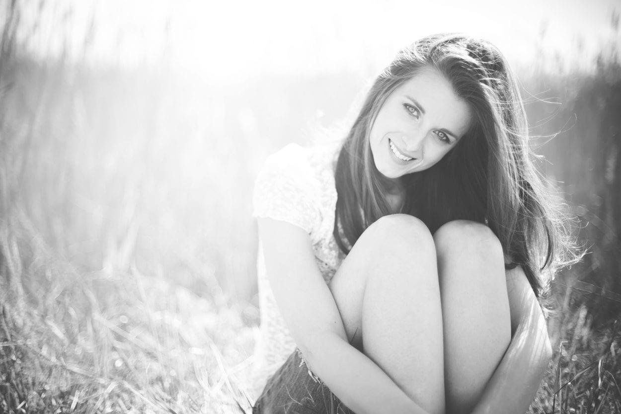 Fotografía de retrato a Laura en Castellón