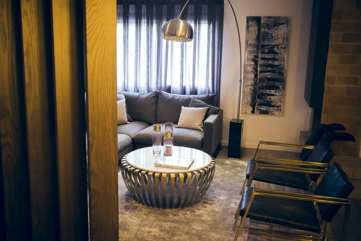 Fotografía interiorismo en una casa en Benicasim