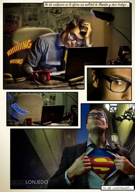 Todos podemos ser un super héroe