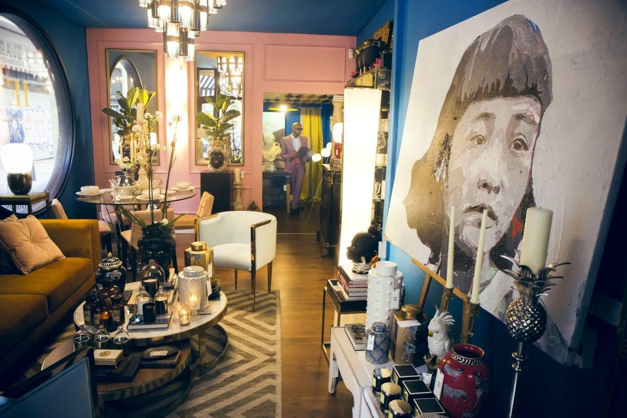 Fotografía showroom IE