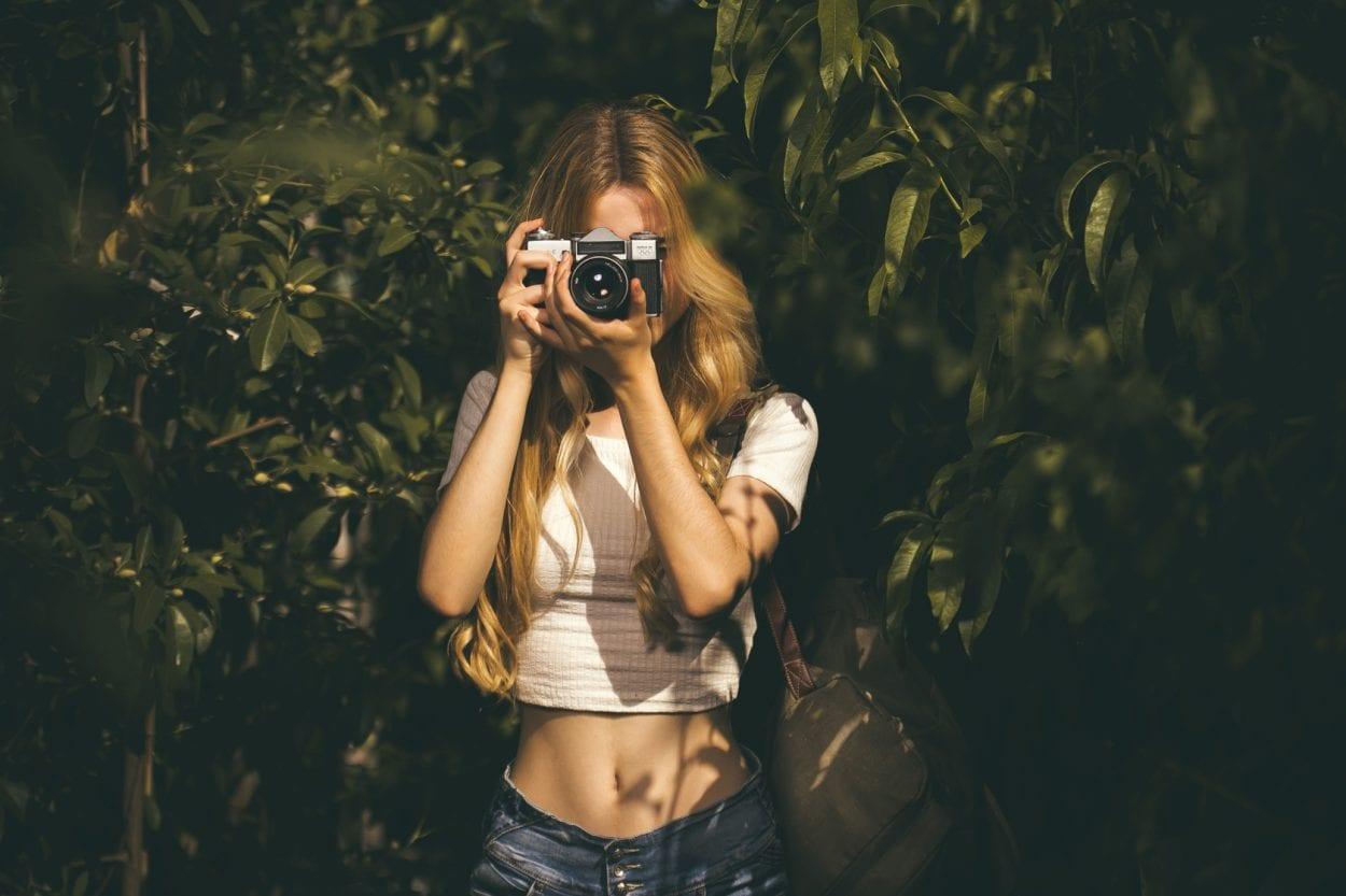 Fotografías de retrato a Gema Ponce