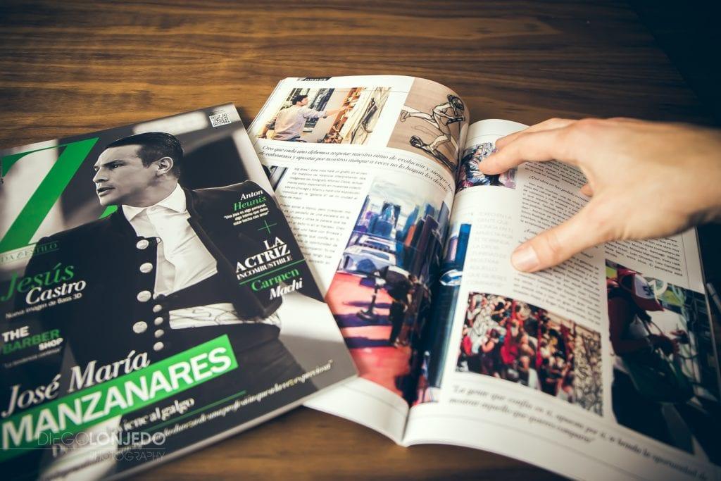 Revista Z febrero abierta