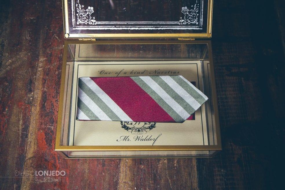Catálogo para Mr. Waldorf